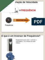 INVERSORES DE FREQUENCIA