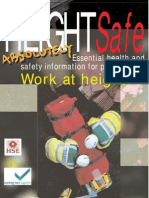 Height Safe Leaflet