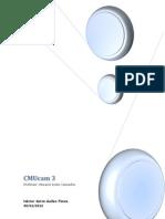 CMUcam3 es la versión mas actual de un sistema de visión para robots
