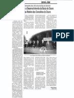 recorte jornal paulo Vallada conferencia Eça Queiroz