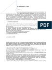 Evolution de la Constitution de Guillaume 1er à 2001