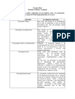 Examen Final Postitulo Audicion y Lenguaje