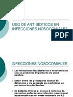 Uso de cos en Infecciones Nosocomiales
