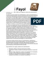 Heri Fayol