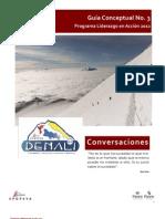 HANDBOOK PLA 2012 PACIFIC Guía # 3 Conversaciones