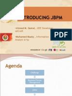 Introducing JBPM