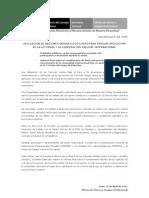 Perú se adhiere a la ley penal y la cooperación judicial internacional