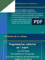 1 Dimensions Culturelles