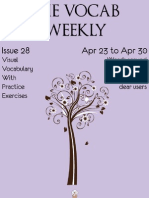 The Vocab Weekly_Issue _28