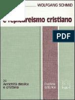 Wolfgang Schmid - Epicuro e l'epicureismo cristiano