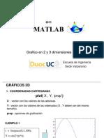 03 MATLAB PGF Grafico en 2 y 3 Dimensiones