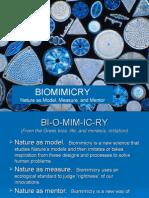 Bio Mimicry Presentation