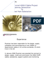 Olympic Tunnel Presentation PGH 3