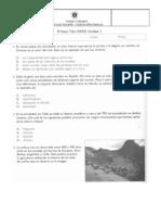 Guía de estudio Ciencias Sociales Unidad 1