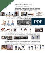 Circuit Training Workout # 51