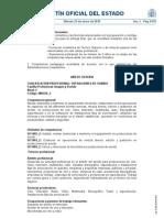 CUALIFICACIÓN PROFESIONAL- OPERACIONES DE SONIDO