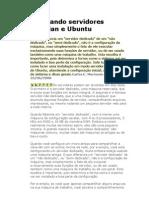 Instal an Do Servidores Debian e Ubuntu