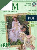 AIM Imag Issue 41 Spring