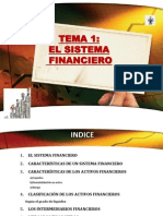 Tema 1 Psf El Sistema Financiero 11-12b