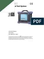 Exfo Ftb-300 Manual
