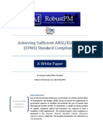 ANSI EIA 748 Standard White Paper
