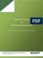 IBM MB Training Document