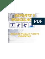 ZONAS DE TRABAJO Y GASTO ENERGÉTICO