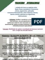 Comex - Sistema Financeiro Internacional