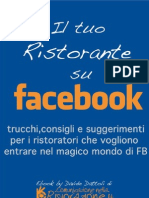 eBook Facebook Ristorante1