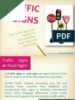 Traffic Signs - Visualbee