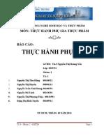 BÁO CÁO THỰC HÀNH PHỤ GIA-TỔ 3-NHÓM 2-DHTP4
