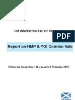 Cornton Vale Report