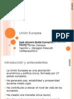 Unión Europea web