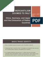 Is Mercantilism Doomed to Fail - Stiglitz Presentation