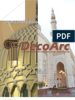 Mosque Portfolio