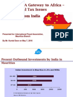 Investing From India