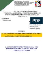 EL ESTADO Y LOS PUEBLOS INDÍGENAS EN VENEZUELA ANTES DE LA CONSTITUCIÓN DEL 1.999
