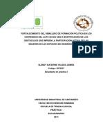 INFORME DE PRÁCTICAS SLENDY VALDES J
