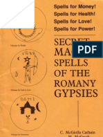 Gypsy Demons and Divinities | Romani People | Magic (Paranormal)