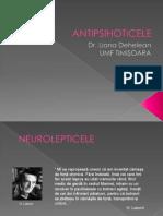 antipsihoticele efecte secundare