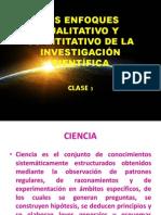 Clase 3 Enfoques Cuantitativo y Cualitativo