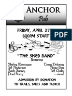 Shed Band