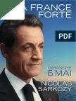 Profession de Foi de Nicolas Sarkozy - Second Tour - Election Présidentielle 2012