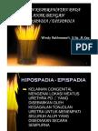 HIPOSPADIA-EPISPADIA