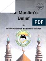 En the Muslims Belief Part2