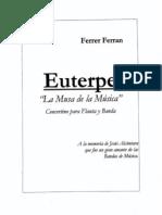Euterpe Concierto Para Flauta (Ferrer Ferran)