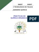 Manual de Practicas Organica II