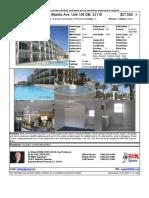 Daytona Beach REO List Bank Owned Beachside Only