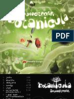 Botanicula Soundtrack Booklet