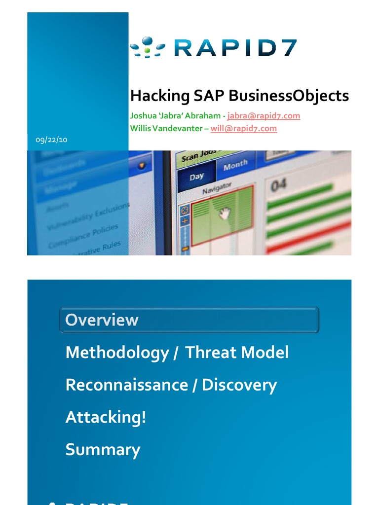 Hacking SAP Business Objects | Proxy Server | Soap